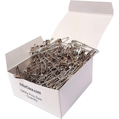 SAFETY PINS 50 mm ( SILVER...