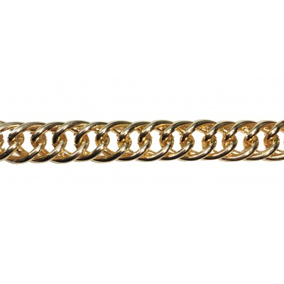 CHAIN GOLD 16 mm